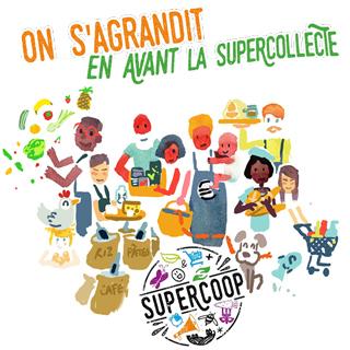 Supercollecte pour agrandir le magasin Supercoop